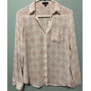 The Limited Button Down Blouse